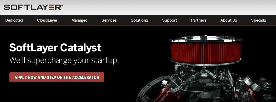 softlayer Catalyst Free Hosting